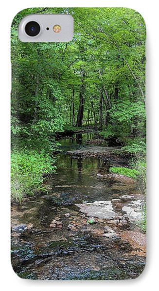 Woodland Stream IPhone Case