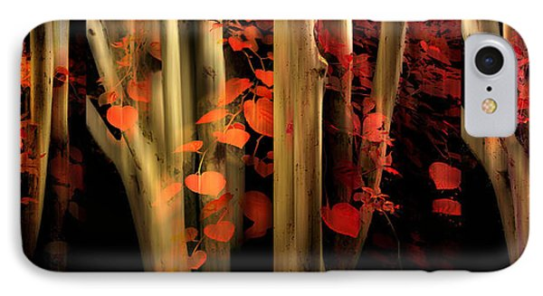IPhone Case featuring the photograph Woodland Whispers by Jessica Jenney