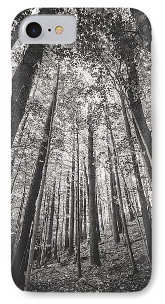 IPhone Case featuring the photograph Woodlands by Robert Clifford