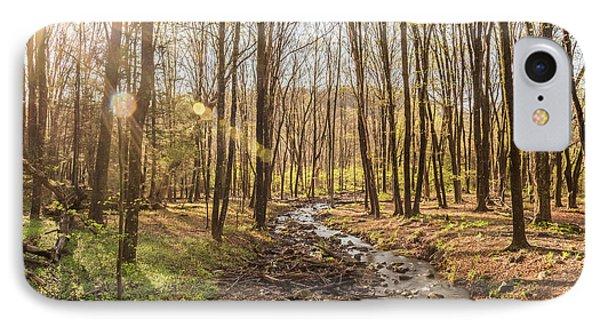 Woods Wondering IPhone Case by Kristopher Schoenleber