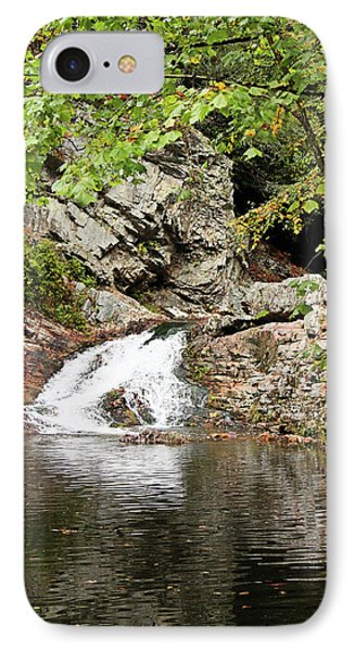 IPhone Case featuring the photograph Woodsy Flow by Kristin Elmquist