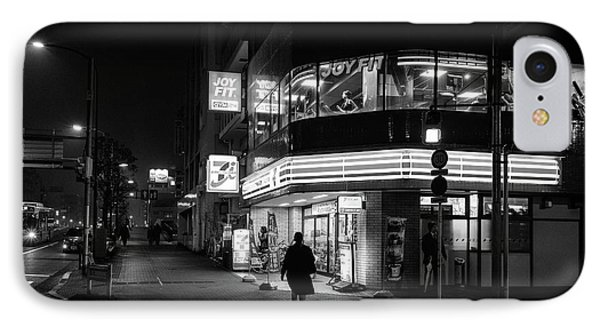 Workout The Night, Tokyo Japan IPhone Case