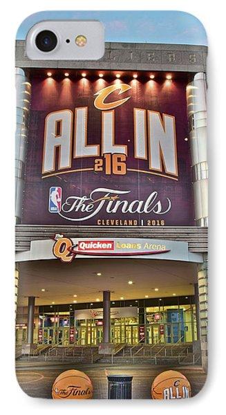 World Champion Cleveland Cavaliers IPhone Case