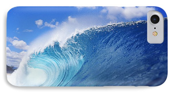 World Famous Pipeline IPhone Case by Vince Cavataio - Printscapes
