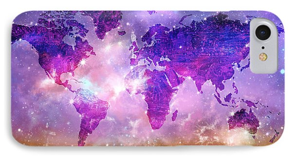 World map wallpaper iphone 7 cases fine art america world map wallpaper iphone 7 case world map galaxy 8 by bekim art gumiabroncs