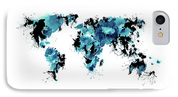 World Maps 4 IPhone Case