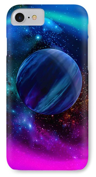 World Of Water IPhone Case by Naomi Burgess