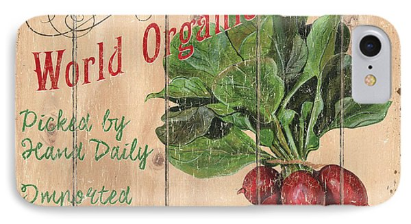World Organic Market IPhone Case by Debbie DeWitt