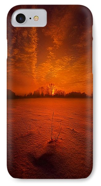 World Without End IPhone Case by Phil Koch