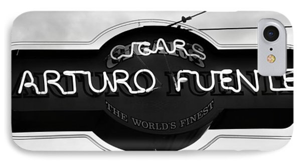 Worlds Finest Cigar IPhone Case by David Lee Thompson
