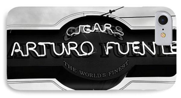 Worlds Finest Cigar IPhone Case