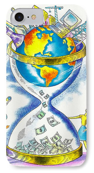 Worldwide Investing And Profit IPhone Case