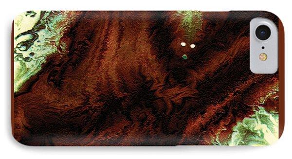 Wraith Phone Case by Paula Ayers