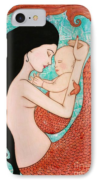 Wrapped In Love IPhone Case by Natalie Briney