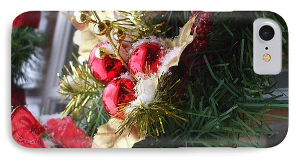 IPhone Case featuring the photograph Wreath by Shana Rowe Jackson