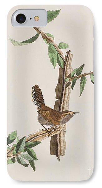 Wren IPhone 7 Case by John James Audubon