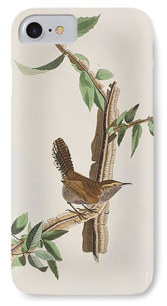 Wren IPhone Case by John James Audubon