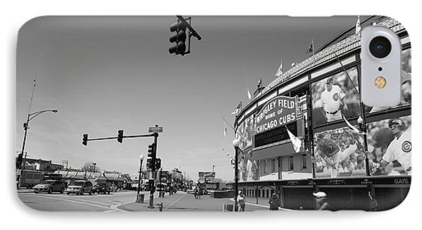Wrigley Field - Chicago Cubs 19 IPhone Case