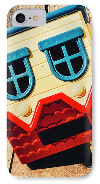 Wrong Way House IPhone Case by Jorgo Photography - Wall Art Gallery