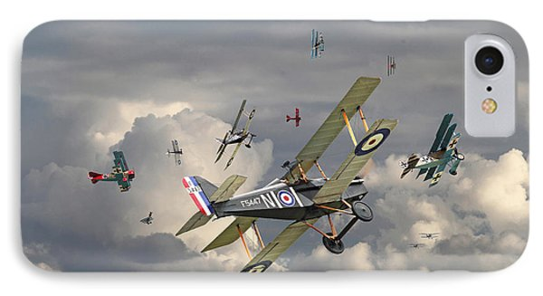 Ww1 - 'wings' IPhone Case