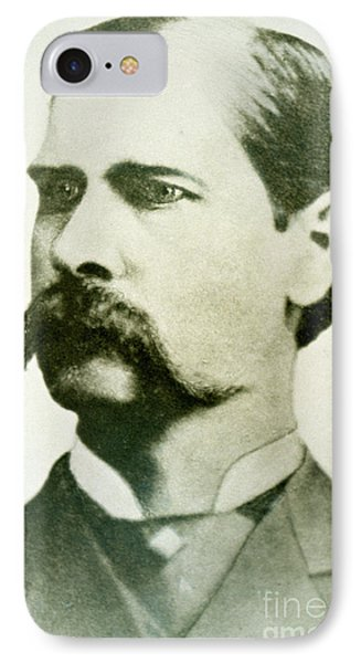 Wyatt Earp IPhone Case