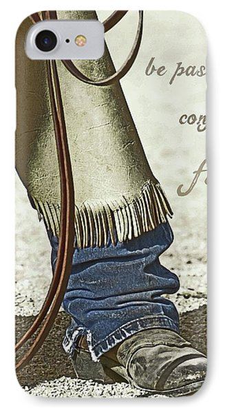 Wyoming Fierce IPhone Case