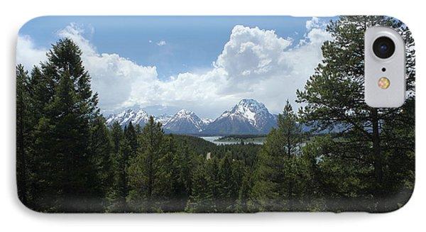 Wyoming 6500 IPhone Case