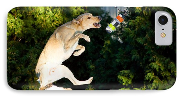 X-treme Airdogs 4 IPhone Case by Tyra OBryant