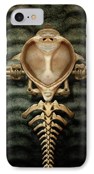 Xenopilot IPhone Case by WB Johnston