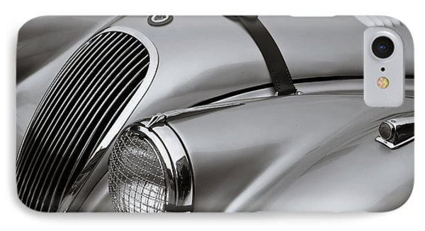 Xk 120 IPhone Case by Dennis Hedberg