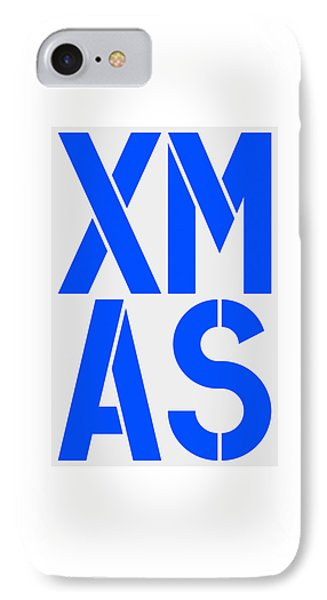 Xmas IPhone Case by Three Dots