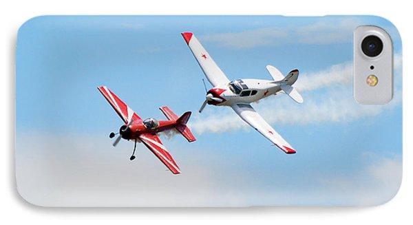 Yak 55 And Yak 18 IPhone Case