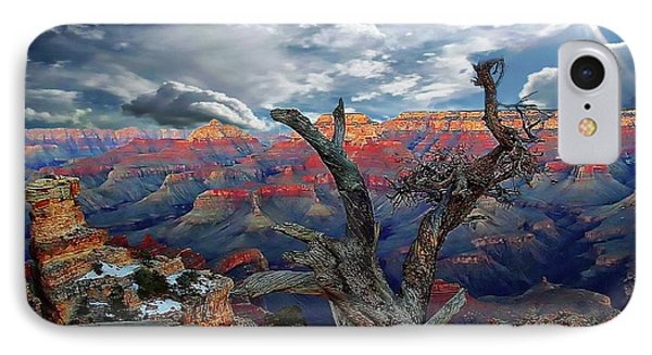 Yaki Point Grand Canyon IPhone Case