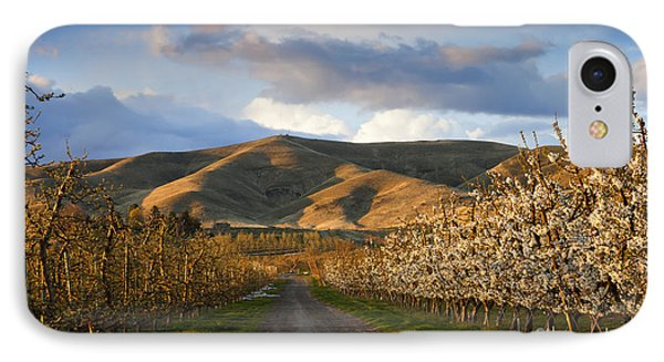 Yakima Valley Spring Phone Case by Mike  Dawson
