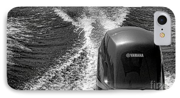 Yamaha Power IPhone Case by Olivier Le Queinec
