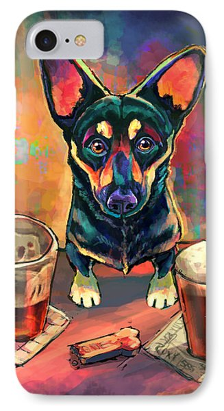 Yappy Hour Phone Case by Sean ODaniels