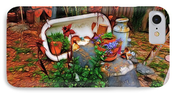 Yard Art You'all IPhone Case