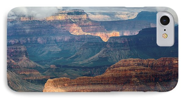 IPhone Case featuring the photograph Yavapai Point by Beverly Parks