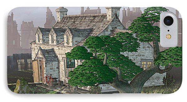 Ye Olde Pub IPhone Case by Peter J Sucy