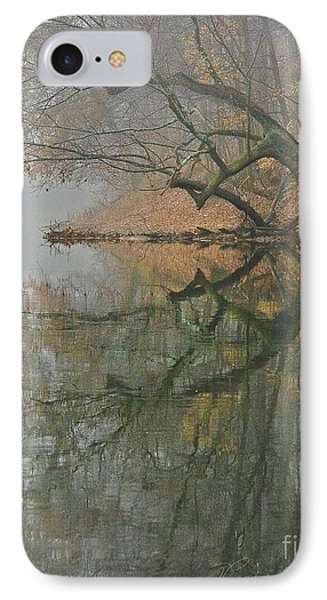 IPhone Case featuring the photograph Yearming by Tom Cameron