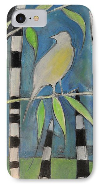 Yellow Bird Up High... Phone Case by Tim Nyberg