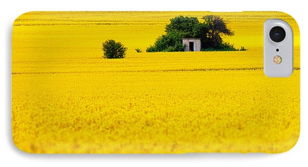 Yellow IPhone Case by Evgeni Dinev