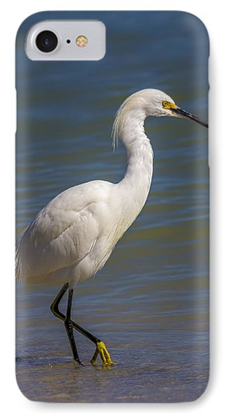 Yellow Feet IPhone Case by Marvin Spates