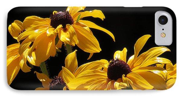 Yellow Flower 2 IPhone Case