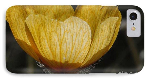 Yellow Flower 4 IPhone Case