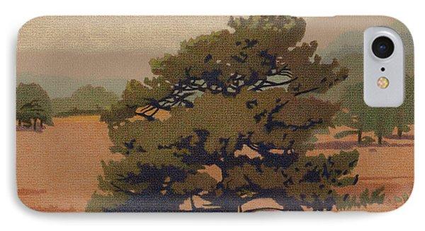 Yellow Pine IPhone Case by Dan Miller