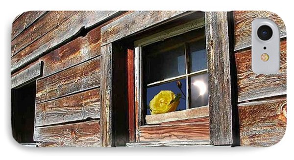Yellow Rose Eclipse Phone Case by Tim Allen