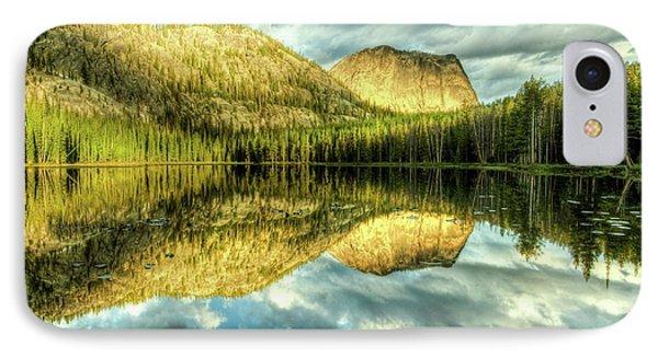 Yellowjacket Lake IPhone Case