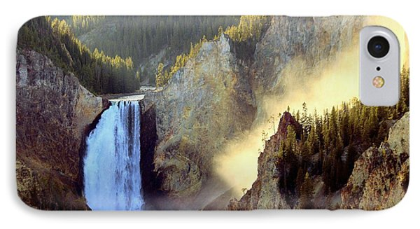 IPhone Case featuring the photograph Yellowstone by Irina Hays