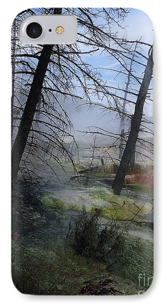 Yellowstone National Park 4 Phone Case by Xueling Zou